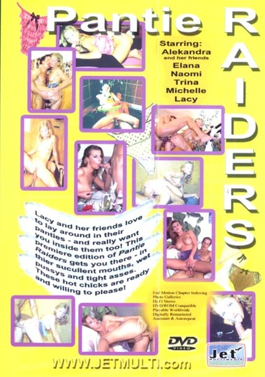 Pantie Raiders #1