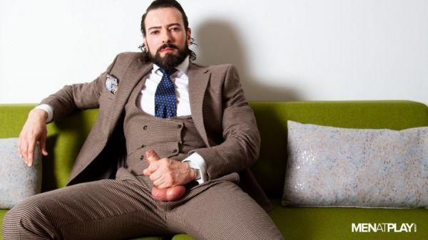 MenAtPlay - Sharp Suited - Miguel Angel