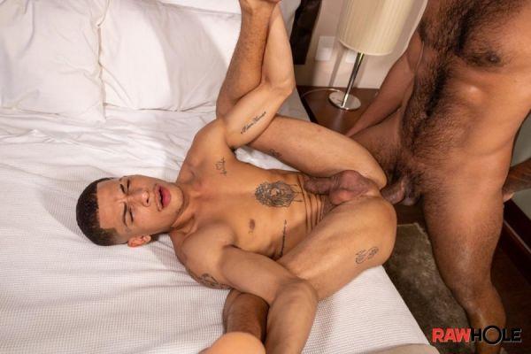 RawHole - Italo Andrade Gets His Ass Stuffed by Eduardo Lime