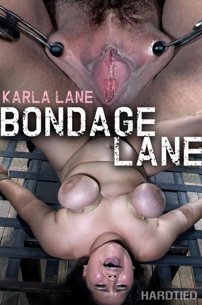 Karla Lane - Bondage Lane (HD 720p) Cover