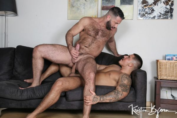KristenBjorn - No Holes Barred - Lex Anders & Apolo Fire