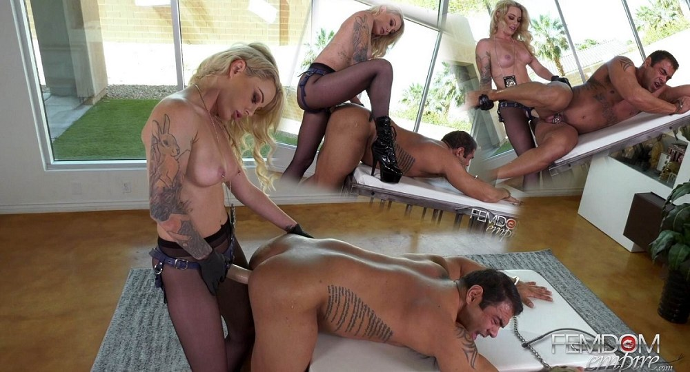 FemdomEmpire - Isabelle Deltore - Anal Cavity Search