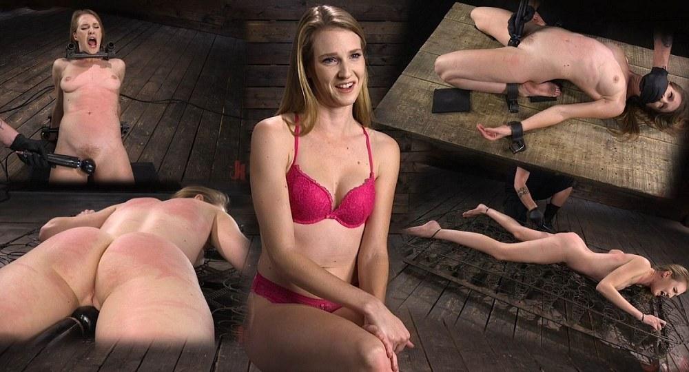 Kink - Ashley Lane - Ashley Lane: Pain Slut Brutally Tormented in Device Bondage