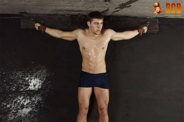 RusCapturedBoys - Gymnast Anton in Slavery. Part I
