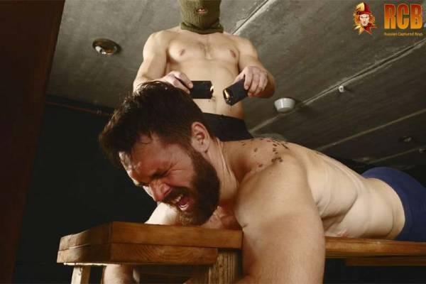 RusCapturedBoys - Slaves Auction - Demyan. Part II