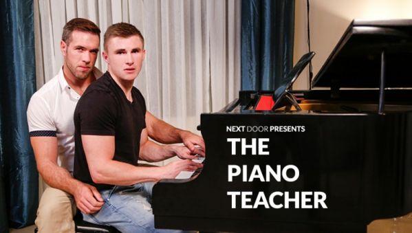 NextDoorOriginal - The Piano Teacher - Jake Davis & Alex Mecum