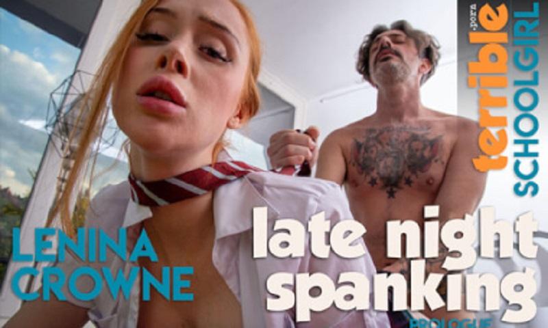 Late Night Spanking Prologue, Lenina Crowne, Oct 26, 2019, 5k 3d vr porno, HQ 2880