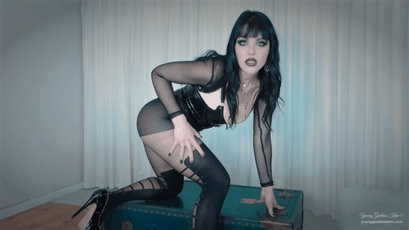 Young Goddess Kim - Nightmare of your Dreams