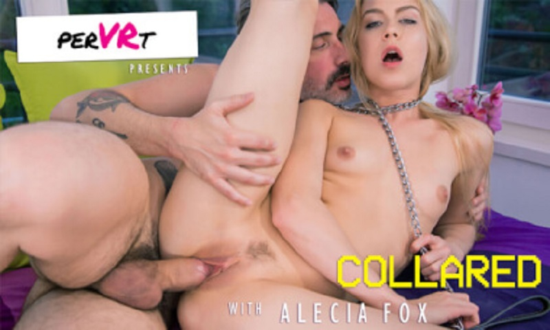 Collared, Alecia Fox, Oct 12, 2019, 5k 3d vr porno, HQ 2880