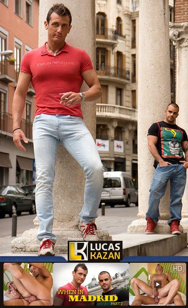 LucasKazan - Damien Crosse & Ettore Tosi - When In Madrid Part 2