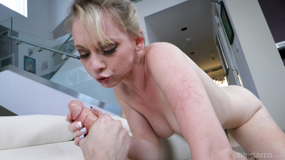 Athena Rayne - I'm Horny And I Need To Suck Cock