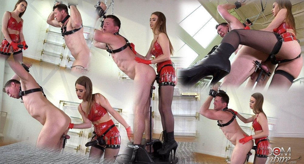 FemdomEmpire - Jill Kassidy - Stretched to Fit