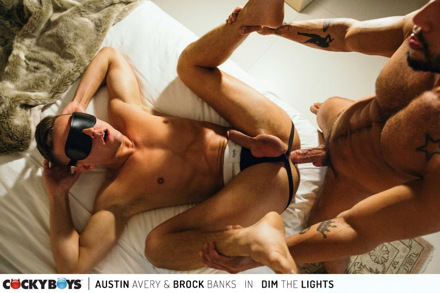 CockyBoys - Dim the Lights - Brock Banks & Austin Avery