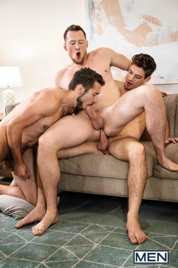 MEN - Dante Colle, Pierce Paris, Michael DelRay - Step Your Bussy Up