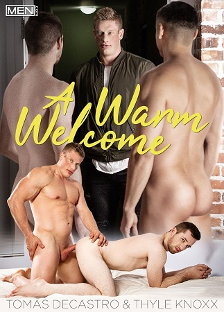 MEN - Thyle Knoxx & Tomas Decastro - A Warm Welcome Bareback