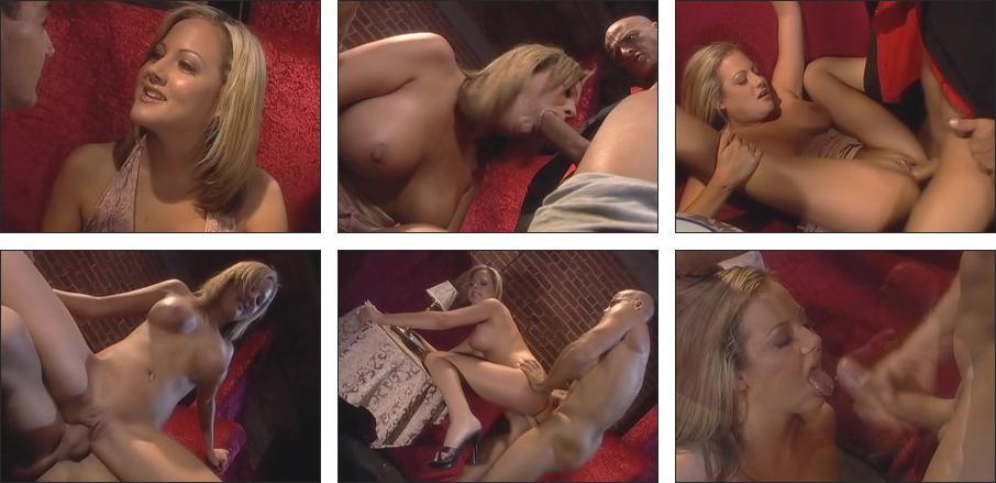 Dangerous Lives Of Blondes #2, Scene 3