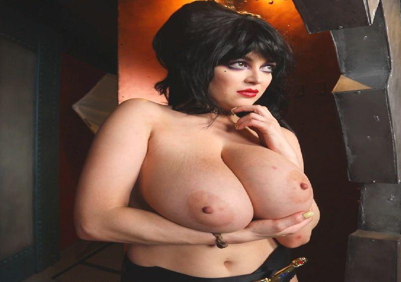 Tessa Fowler – Glam Vamp 5D 1 – FULLHD 1080P