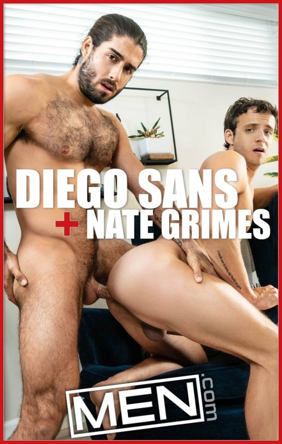 MEN - Nate Grimes & Diego Sans