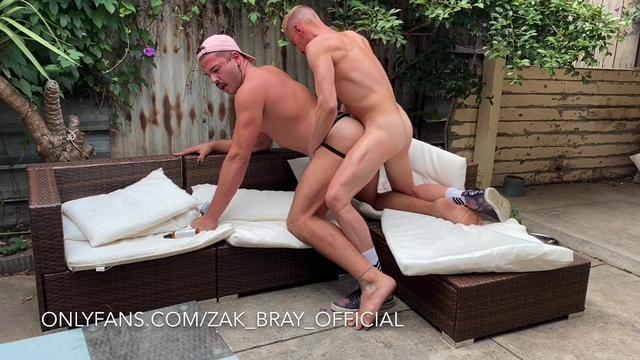 OnlyFans - Zak Bray Part 2