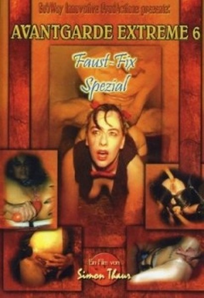 Avantgarde Extreme 6 - Faust-Fix Cover