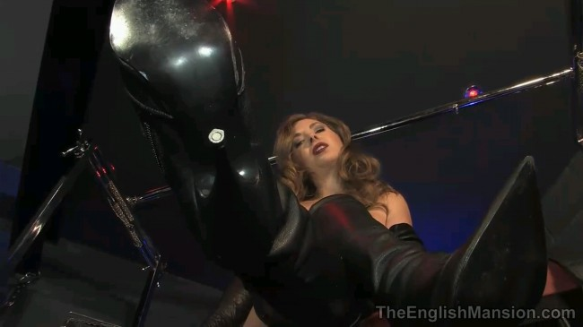 Mistresst-Be My Boot Bitch