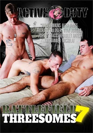 ActiveDuty - Battlefield Threesomes vol.7