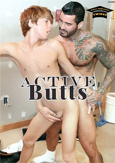 HornyHighschoolTwinks - Active Butts
