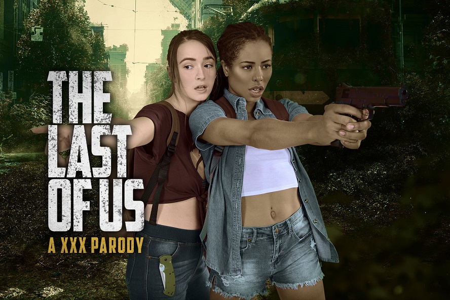 The Last Of Us a XXX Parody, Kira Noir and Hazel Moore, August 23, 2019, 5k 3d vr porno, HQ 2700