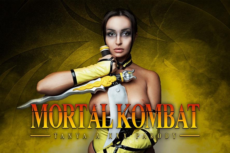 Mortal Kombat Tanya A XXX Parody, Alyssia Kent, November 15, 2019, 5k 3d vr porno, HQ 2700
