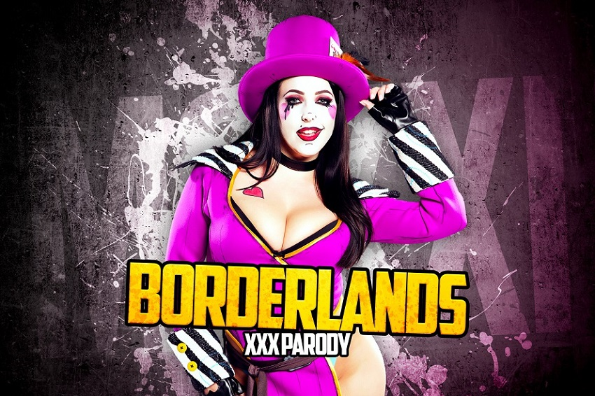 Borderlands: Mad Moxxi A XXX Parody, Angela White, October 04, 2019, 5k 3d vr porno, HQ 2700
