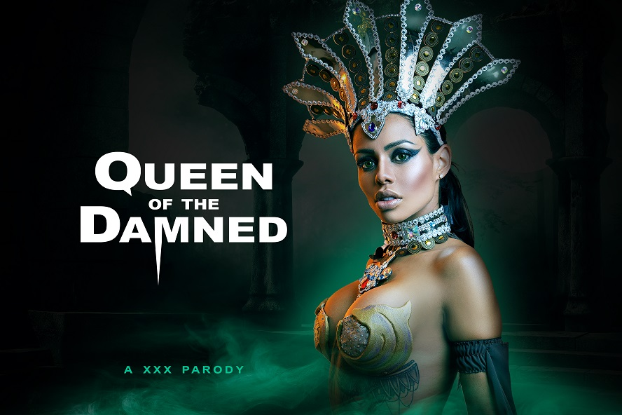 Qeen Of The Damned A XXX Parody, Canela Skin, September 27, 2019, 5k 3d vr porno, HQ 2700