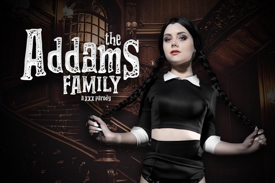 The Addams Family A XXX Parody, Emily Cutie, September 13, 2019, 5k 3d vr porno, HQ 2700