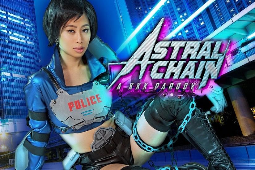 Astral Chain A XXX Parody, Jade Kush, November 29, 2019, 5k 3d vr porno, HQ 2700