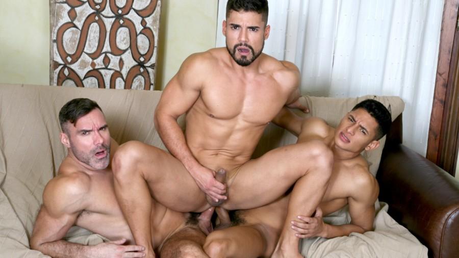 KristenBjorn - 3 Amigos - Manuel Skye, Dann Grey, Santiago Rodriguez