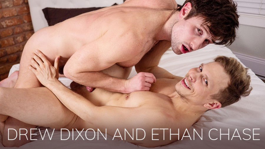 BarebackThatHole - Drew Dixon and Ethan Chase - Me First