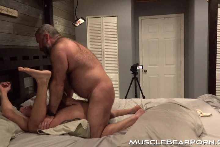 MuscleBearPorn - BFD