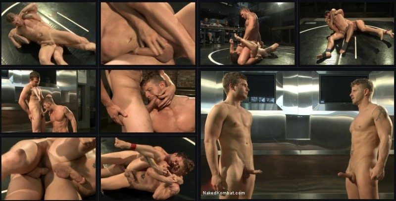 NakedKombat - Hayden Richards vs Jeremy Stevens