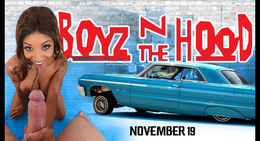 Boyz N The Hood , September Reign, Nov 20, 2019, 5k 3d vr porno, HQ 2880