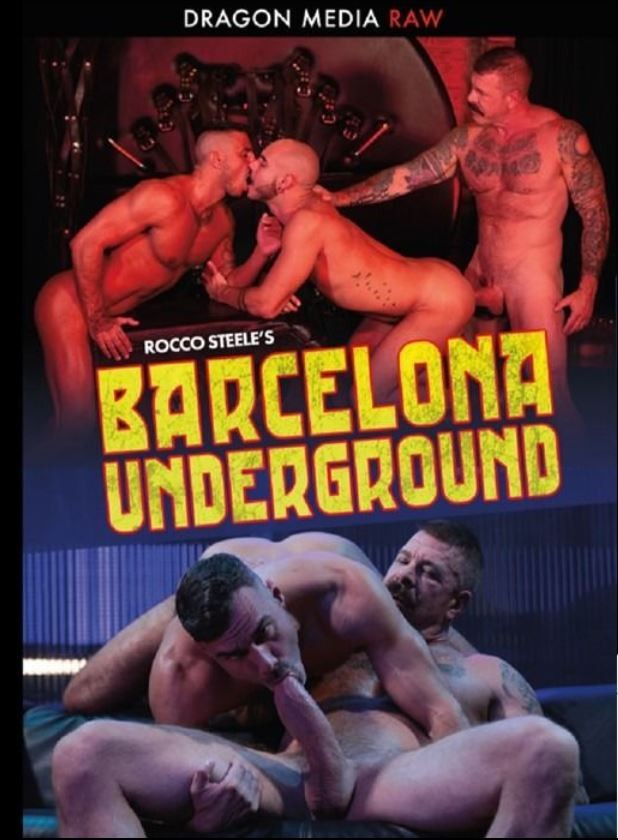 DragonMedia - Rocco Steele's Barcelona Underground