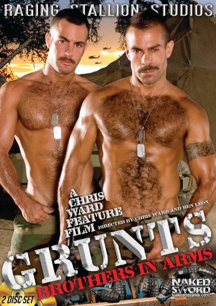 RagingStallion - Grunts - Brothers In Arms