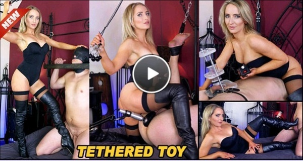 Tethered Toy - Mistress Courtney - 19th January 2020