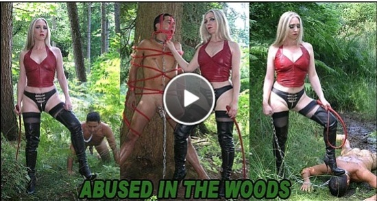 Abused In The Woods - Mistress Sidonia - Nov 14, 2019