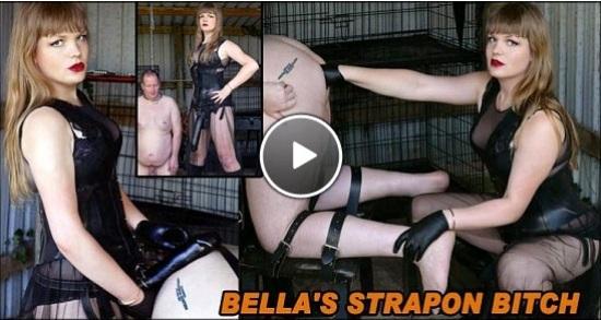Bellas Strapon Bitch - Princess Bella - Nov 04, 2019