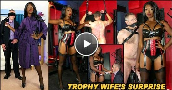 Trophy Wifes Surprise - Miss Foxx - Jan 24, 2019