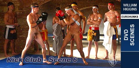 WilliamHiggins - Kick Club, Scene 6 - DVD SCENES