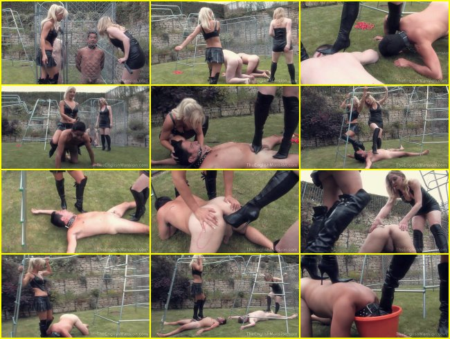 Blondes Have More Fun - Mistress Sidonia & Mistress Vixen