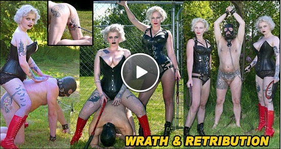Wrath & Retribution - Miss Marilyn & Mistress Inka