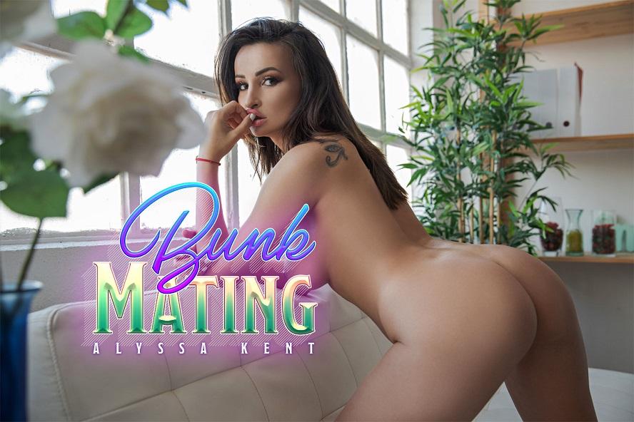 Bunk Mating, Alyssia Kent, October 28, 2019, 3d vr porno, HQ 2700