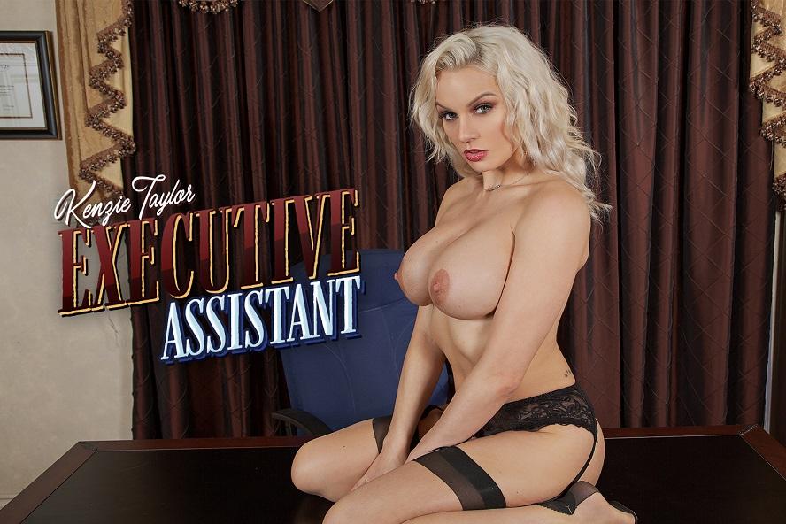 Sexecutive Assistant, Kenzie Taylor, October 07, 2019, 3d vr porno, HQ 2700