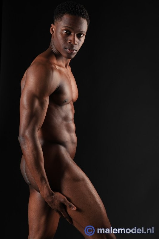 MaleModelNL - Jay very athletic model